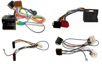 Slika Adapteri za instalaciju autoradija
