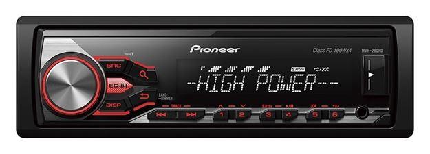 Slika Pioneer MVH-280FD | USB | RDS