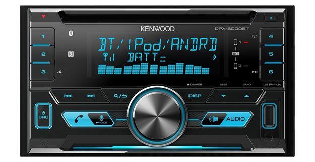 Slika Kenwood DPX-5100BT | Bluetooth | USB | RDS
