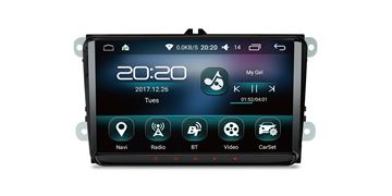 "Slika VW Golf 5 , 6 , PASSAT, POLO 9"" Android 6.0 XT"