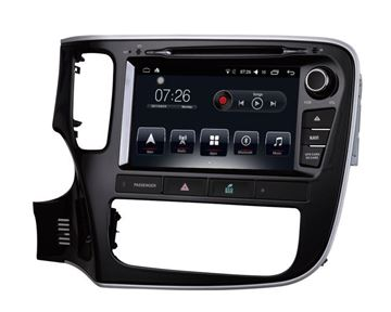 "Slika Mitsubishi Outlander 8"" Android 9.0 AS T21"