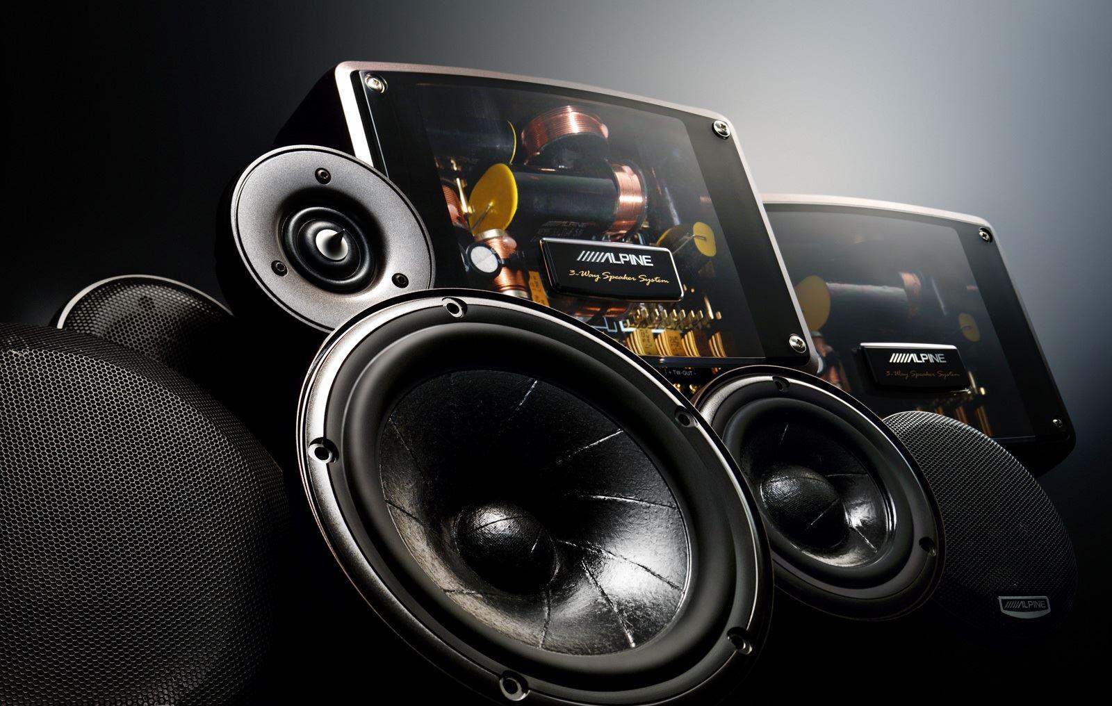 Slika za kategoriju Zvučnici 13x13cm