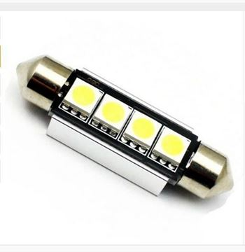 Slika LED Festoon 4SMD 39mm