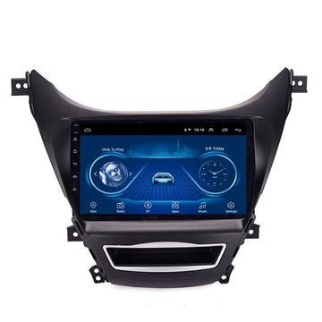 "Slika Hyundai Elantra | 9"" | Android 8.1 | T1"