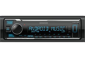 Slika Kenwood KMM-125Y | USB | RDS