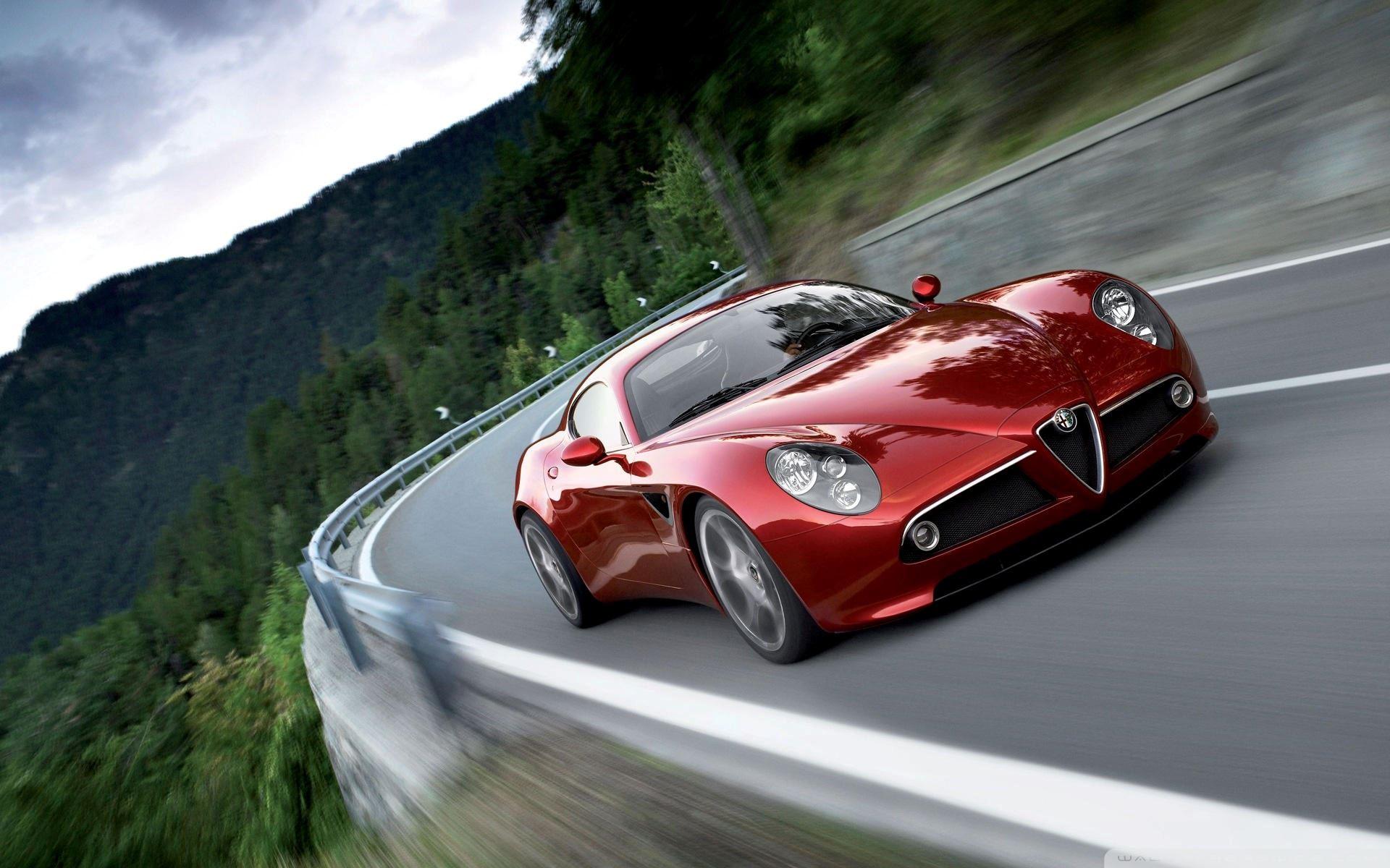 Slika za kategoriju Alfa Romeo
