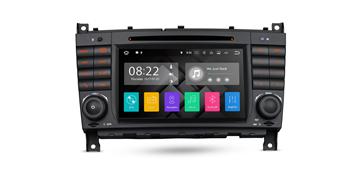 "Slika Mercedes-Benz CLK/C/G klasa W209 W203 W463  7"" Android 8.1 XT"