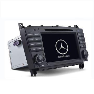 "Slika Mercedes-Benz C klasa | 7"" | WinCE | s600"