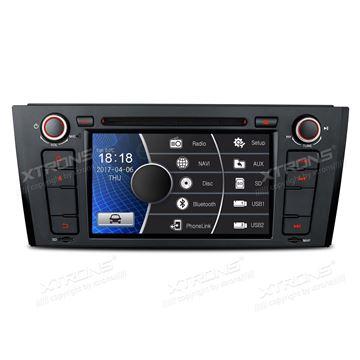 "Slika BMW 1 E81/E82 7"" WinCE XT"