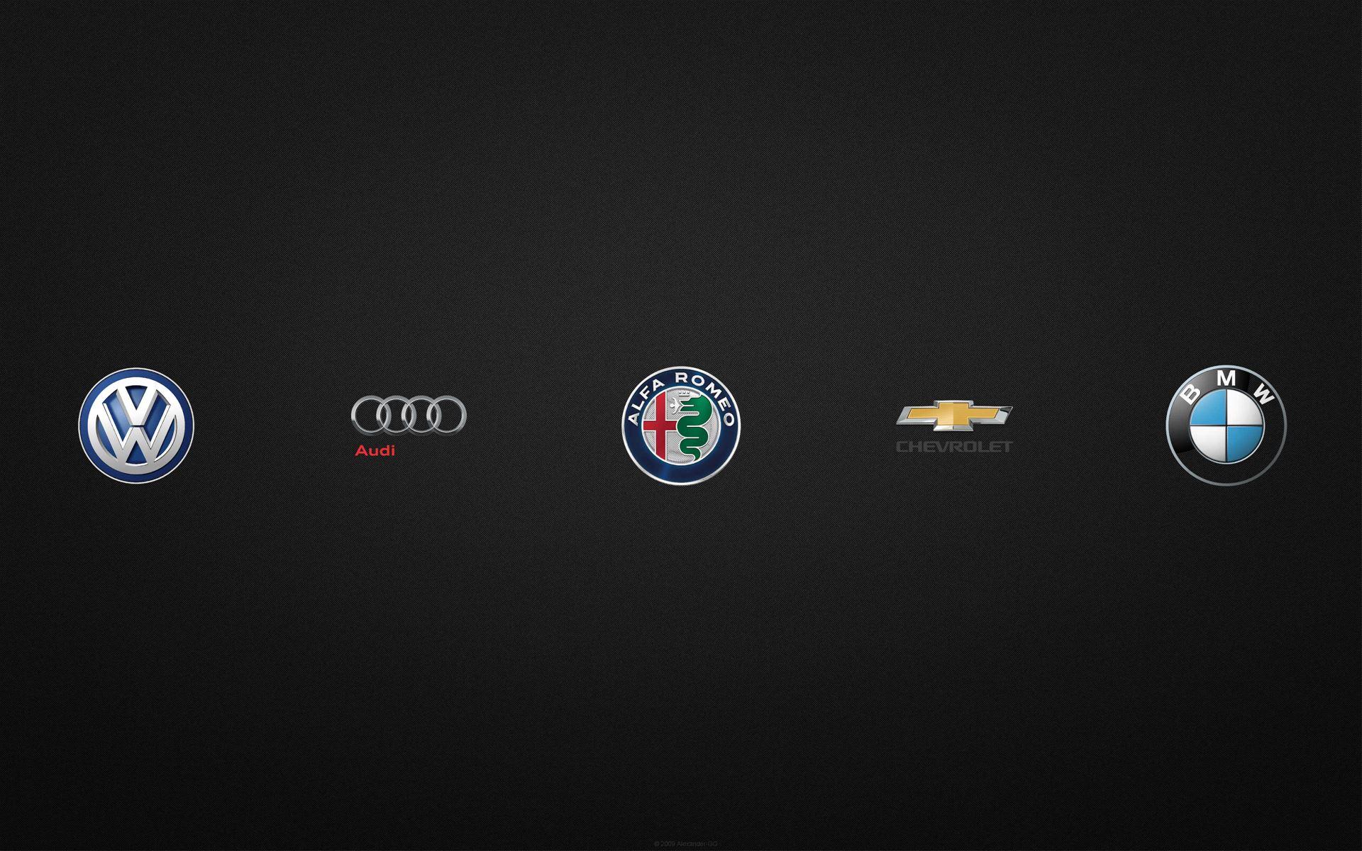 Slika za kategoriju VW - AUDI - ALFA - CHEVROLET - BMW