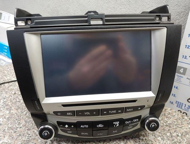 """Slika Rabljeno - Honda Accord 8"""" WinCE"""