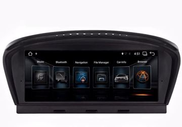 "Slika BMW 5 | E60 | 8.8"" | Android 4.4"