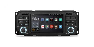 "Slika Chrysler | JEEP | Dodge | 5"" | Universal | Android 10"