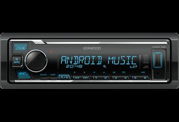 Slika Kenwood KMM-125 | USB | AUX | RDS