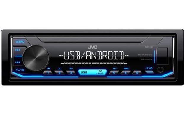 Slika JVC KD-X151 | MP3 | USB | RDS
