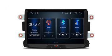 "Slika Dacia Sandero | Duster | Logan | Dokker | Captur |  8"" | Android 10 | 2GB RAM | XT"