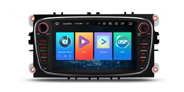 "Slika Ford Focus | C-Max | Mondeo | Kuga | S-Max | 7"" | Android 10 | 2GB RAM | XT"