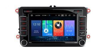 "Slika Volkswagen | Škoda | Seat | Universal | 7"" | 2GB RAM | Android 10 | XT"