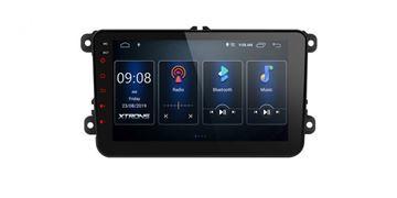 "Slika Volkswagen | Škoda | Seat | Universal | 8"" | 2GB RAM | Android 10 | XT"